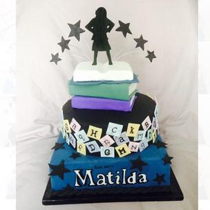#MatildaBakeOff