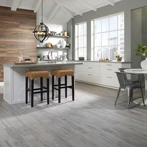 Image from lumberliquidators on 15 Dec 2016 with caption: Do you ♥ @HGTV Dream Home 2017 as much as we do? See Oceanside Oak Wood-Look Tile & more of our favorite floors - take the virtual tour with the #linkinbio