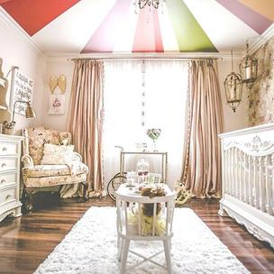 Image from tinylittlepads on 10 Apr 2018 with caption: Did you know that Nahla's Nursery was the beginning of our Design Studio? When I designed her nursery, I knew I wanted to do more of this kind of work....I had designed luxury Resorts and Casinos for about 8 years with one of the greatest Interior Design studios in Las Vegas. I got to work with amazing properties on the famous Las Vegas Strip and around the world. But with the arrival of our Daughter I knew I wanted to try something on my own....and the process of starting my own Studio started. As a newly announced design specialist over at @destinationnursery, I'm sharing two of my favorite tips for designing a nursery....link in Bio🌸